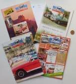 4 Stag Owners Club magazines 1997 classic Triumph car bundle F vintage 1990s
